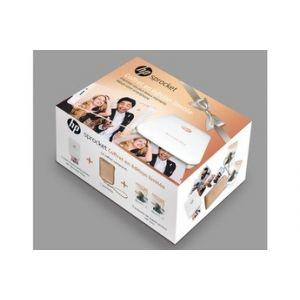 HP Pack Noël Sprocket Plus blanche édition limitée