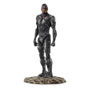 Schleich 22566 - Figurine super-héros Justice League Cyborg