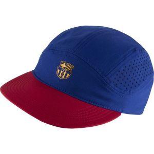 Nike Casquette réglable Dri-FIT FC Barcelona Tailwind - Bleu - Taille Einheitsgröße - Unisex