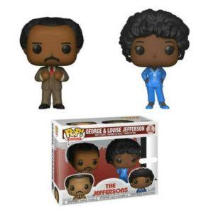 Funko Figurines Pop! The Jeffersons: George & Louise