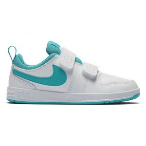Nike Chaussures sport PICO 5 (PSV) à double scratch Blanc - Taille 31,5