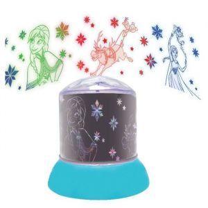 Lexibook Veilleuse avec projections La Reine des Neiges