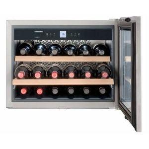Liebherr WKEes 553 Grand Cru - Cave à vin encastrable de vieillissement 18 bouteilles