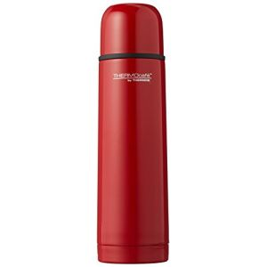 Thermos 181733 Everyday Bouteille Isotherme en Acier Inoxydable 0.5 L Rouge Brillant