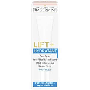 Diadermine Lift+ Hydratant Soin Yeux Anti-Rides Rafraîchissant