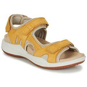 Romika Sandales SUMATRA 01 jaune - Taille 36,37,38,39,40,41