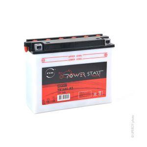Nx Batterie moto NB16AL-A2 / YB16AL-A2 12V 16Ah