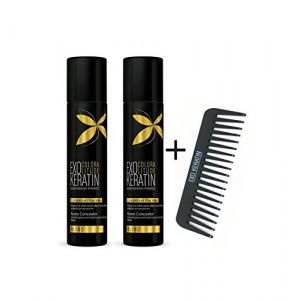 Exo Keratin Coloralitude - blond - spray retouche racines cheveux blancs
