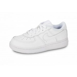 Nike Baskets basses enfant AIR FORCE 1 blanc - Taille 21,25,26,27,23 1/2,19 1/2