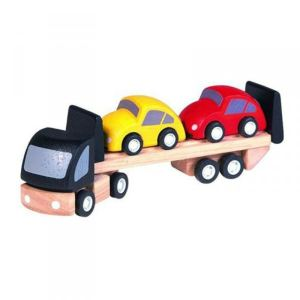 Plan Toys Camion de transport de voitures