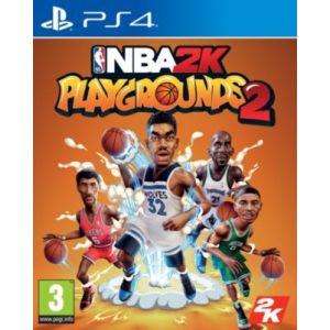 NBA 2K Playgrounds 2 [PS4]