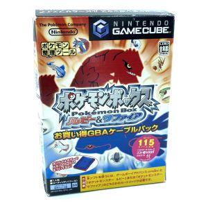 Nintendo [Jap] Pokemon Box Ruby & Sapphire - Pack Cable De Laison Gba Gamecube