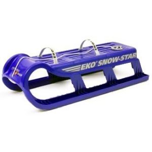 Eko 3000.11 - Luge en plastique Snow Star