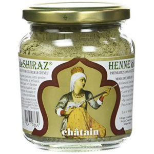 Beliflor Henné de Shiraz Châtain
