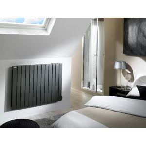 Acova THXD050-059/GFC - Radiateur électrique Fassane Premium Horizontal tubes verticaux 500W