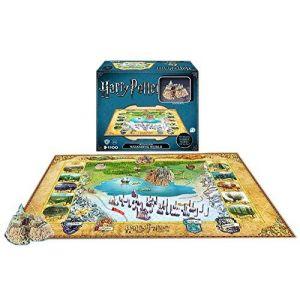 4D Cityscape Puzzle 4d Harry Potter - The Wizard World 892 Pcs