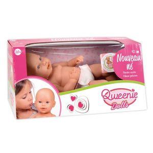 Qweenie Dolls Nouveau né 42 cm - Fille