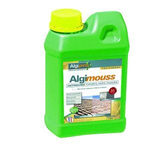 Algimouss traitement antimousse bidon de 1 litre