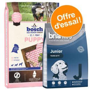 Bosch Tiernahrung Puppy - Croquette pour chiot 2 x 7,5 kg