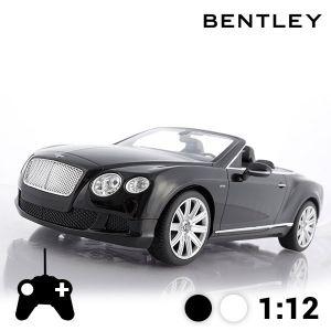 Bentley Continental GT -  Noir 1/12