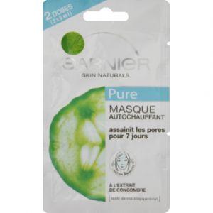 Garnier SkinActive Pure Masque autochauffant