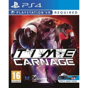 Time Carnage - PlayStation VR [PS4]