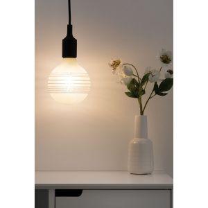 Paulmann Ampoule LED à intensité variable CLASSIC G125 E27 / 4.5W / 230V 2600K 28744