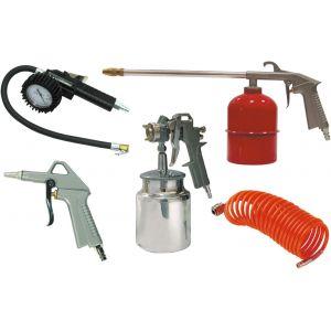 Mecafer 1500096 kit 5 accessoires + kit connexions