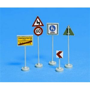 Noch 60521 - 270 panneaux de signalisation