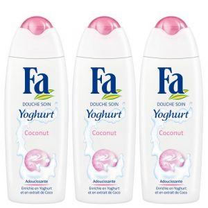FA Yogurt Coconut - Gel douche 250 ml