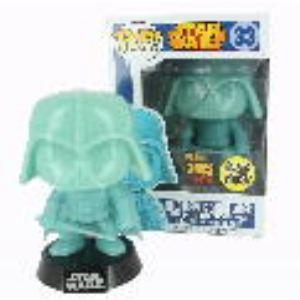 Funko Figurine Pop! Star Wars Dark Vador phosphorescent