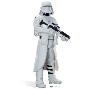 Figurine géante en carton Snowtrooper Star Wars