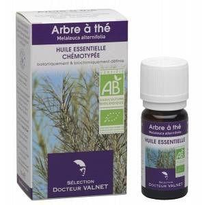 Docteur Valnet Arbre à thé - Huile essentielle Bio 10ml
