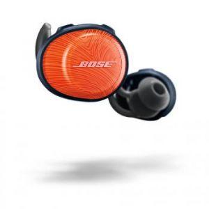 Bose SoundSport Free - Écouteurs sport intra-auriculaires sans fil Bluetooth (télécommande et micro)