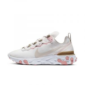 Nike Chaussures Wn's React Element 55 Beige - Taille 38,39,40,37 1/2,38 1/2