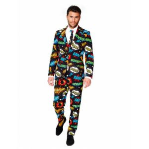 Costume Mr. Comics homme opposuits