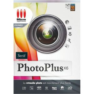 PhotoPlus X6 pour Windows