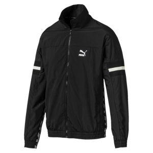 Puma Veste pour de la ligne XTG signée, inspirée de la collection de crosstraining de 1990, de style rétro. Noir - Taille M