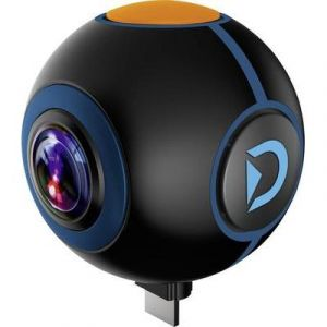 Discovery Adventures HD 720P 720° Android Action Camera SApy