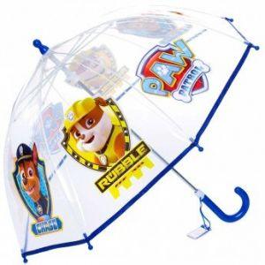 Perletti Parapluie transparent Pat'Patrouille