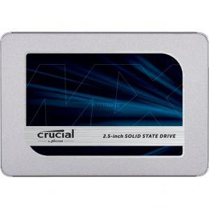 "Crucial CT500MX500SSD1 - SSD MX500 500 Go 2.5"" SATA III"