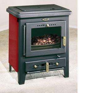 Godin Poêle à bois/charbon ECO 3760 RUBIS Puissance 7.5 kw