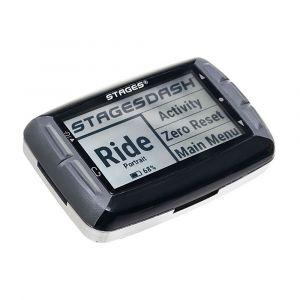 Stages Cycling Dash L10 Compteur GPS de vélo, black GPS de route