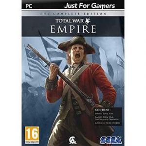 Empire : Total War - Edition complète sur PC