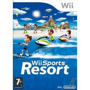 Wii Sports Resort + Wii Motion Plus [Wii]
