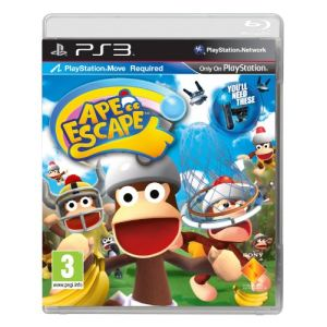 Ape Escape (PlayStation Move) [PS3]