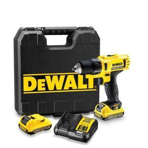 Dewalt DCD710D2 - Perceuse visseuse sans fil 10.8V