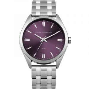 French Connection Montre Femme FC1305VSM
