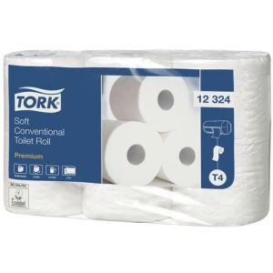 Tork Papier toilette Premium 400 (42 rouleaux)