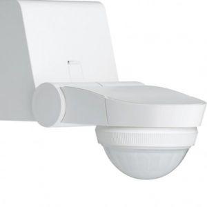Hager Détecteur de mouvement infrarouge standard mural 360° blanc (52310)